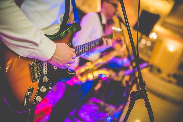 Gitara elektryczna | Zespół ASPIRA