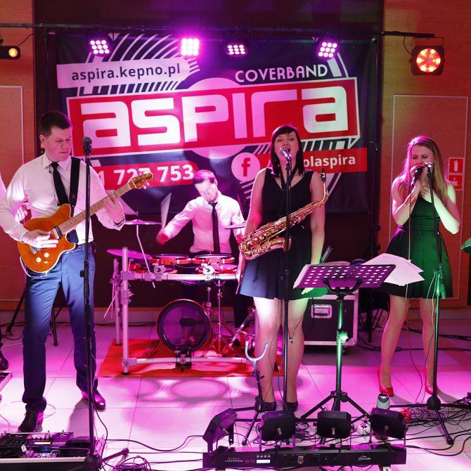ASPIRA – zespół weselny na żywo