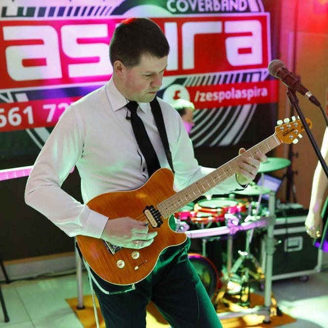 Rafał – gitarzysta