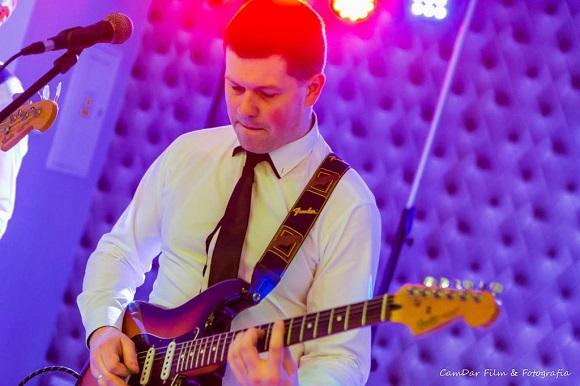 Rafał | Gitara elektryczna | Coverband ASPIRA